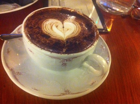 le chocolat chaud c est tous les matins en france hot chocolate every ...